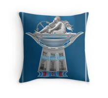 card-fascinating Throw Pillow