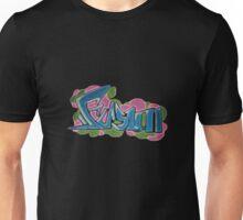 fusion green & pink bubble Unisex T-Shirt