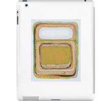 Cutter Number 2 2015 iPad Case/Skin