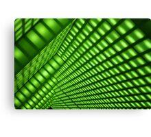 Green Room - Bourke Street Building Foyer  Canvas Print