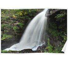 Fulmer Falls Water Movement Poster