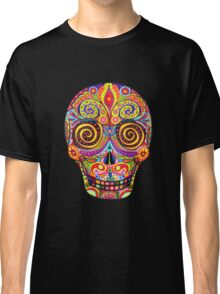 Sugar Skull Day of the Dead shirt Classic T-Shirt
