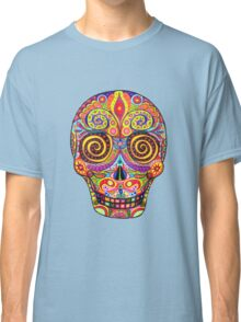 Sugar Skull Day of the Dead shirt Classic T-Shirt