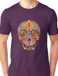 Sugar Skull Day of the Dead shirt Unisex T-Shirt