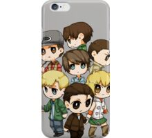 Protagonists of Silent Hill iPhone Case/Skin