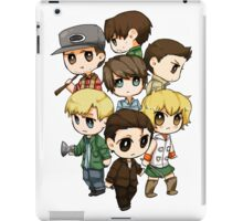 Protagonists of Silent Hill iPad Case/Skin