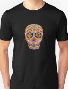 Dia de los Muertos Sugar Skull Shirt Unisex T-Shirt