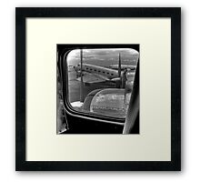 Scene from the Golden Age of Flight Framed Print