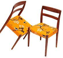 Garmi chairs by Troeds by beanocartoonist