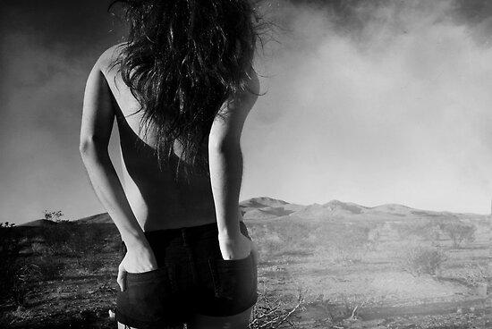 Desert daughter by Vanesa Muñoz