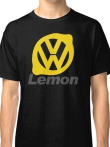 VW Lemon Car - Gray Classic T-Shirt