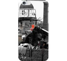 Light House - North Queensferry iPhone Case/Skin