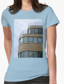 London Deco: Ibex House 2 Womens Fitted T-Shirt
