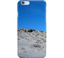 Skyline - Iceland(Couple/Left) iPhone Case/Skin