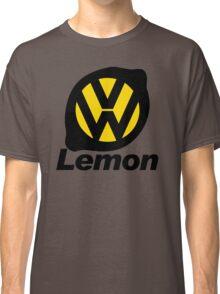 VW Lemon Car - Black Classic T-Shirt
