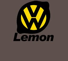 VW Lemon Car - Black Unisex T-Shirt