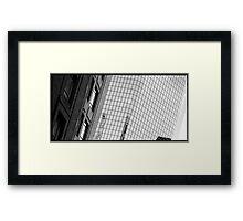 Dualism # 2 Framed Print