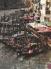 Gondolas by Jeff Clark