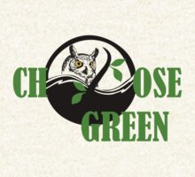 CHOOSE GREEN by red addiction