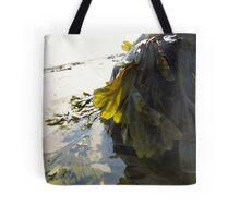 Sea Greenery Tote Bag