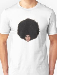 The Epic Afro of Marouane Fellaini T-Shirt