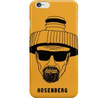 Hosenberg. The real man, just wetter. iPhone Case/Skin