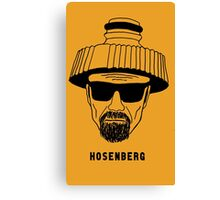 Hosenberg. The real man, just wetter. Canvas Print