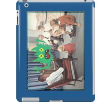 TV is Really Becoming Part of our Family! iPad Case/Skin