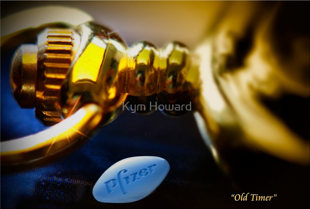 Old Timer by Kym Howard