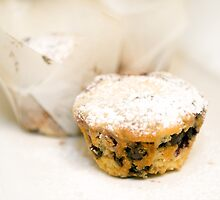 Blueberry and choc chip....mmmm! by Sue Wilson (Kane)