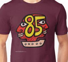 T-Shirt 85/85 (Immigration) by Reg Mombassa  Unisex T-Shirt