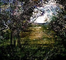 Landscape Hardy...Wessex Spring by ©Janis Zroback