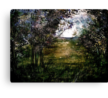 Landscape Hardy...Wessex Spring Canvas Print