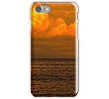 Billowy Sunset iPhone Case/Skin