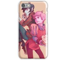 Marshall Lee and Prince Gumball iPhone Case/Skin