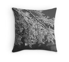 Bending Boughs Throw Pillow