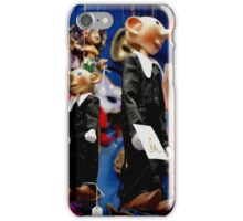 farther and son iPhone Case/Skin