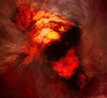 Old Man Nebula Sticker
