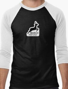Libreboot X60 User Men's Baseball ¾ T-Shirt