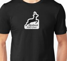 Libreboot X60 User Unisex T-Shirt
