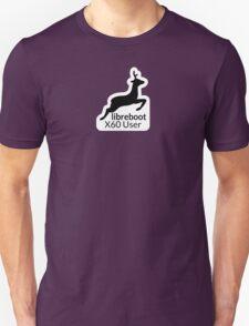 Libreboot X60 User T-Shirt