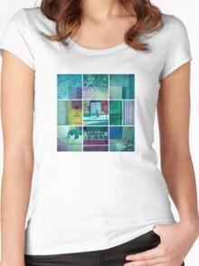 Nonaptyque - Paris Plaisance Women's Fitted Scoop T-Shirt