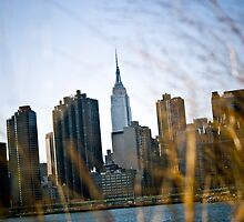 Empire State Building by Lynsey MacLaren