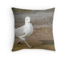 Struttin' My Stuff Throw Pillow