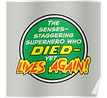 Comic Book Memories: Died Yet Lives Again! Poster