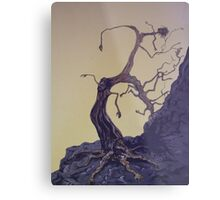 The Creeping Tree Metal Print