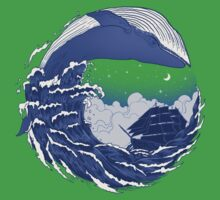 The great whale  Kids Clothes