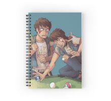 If Found Return to Kiba Spiral Notebook