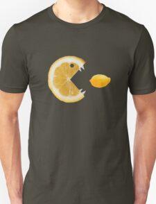 Funny Lemon Eats Lemon T-Shirt T-Shirt