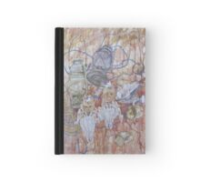 Space cadets Hardcover Journal